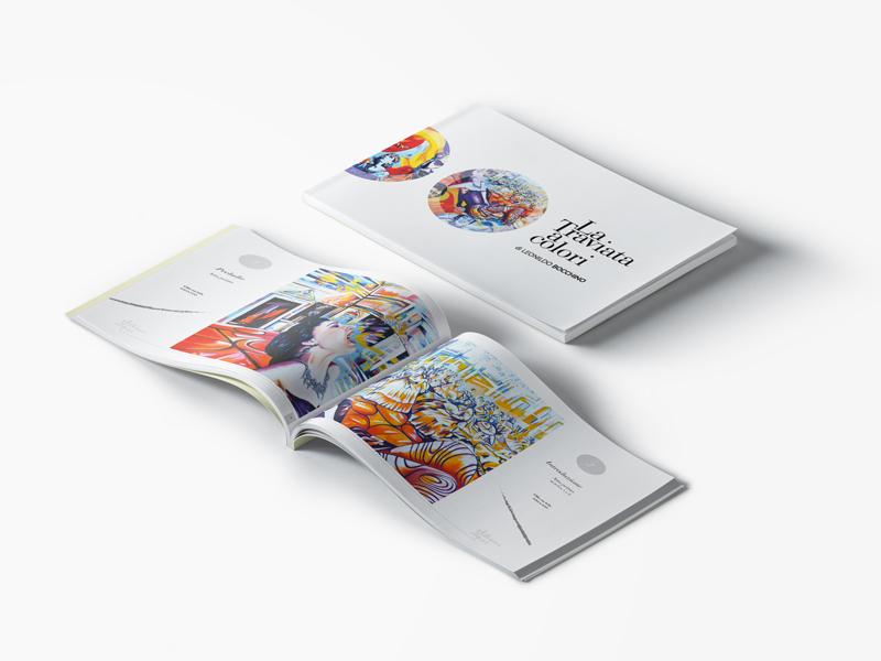 catalogo d'arte Leonildo Bocchino