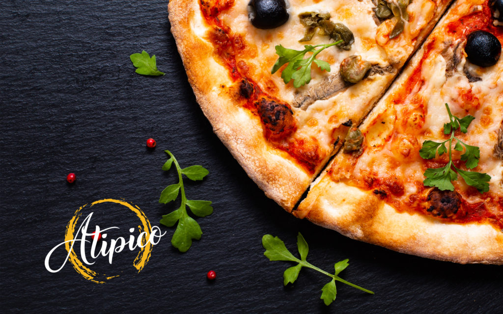 logo per pizzeria