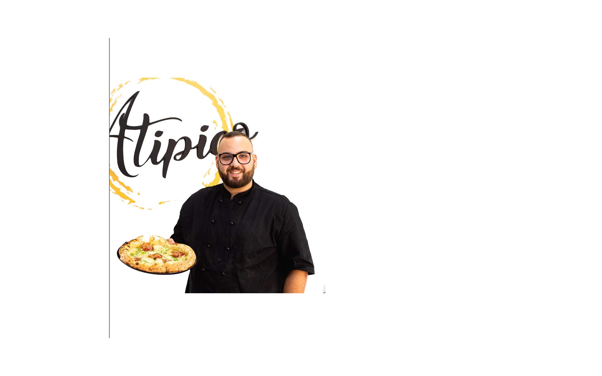 particolari interni pizzeria