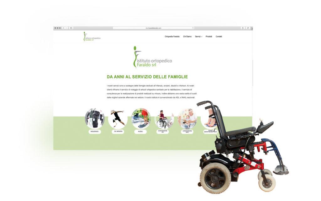 sito web faraldo